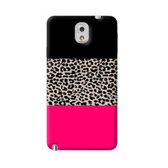 Leopard Flag Samsung Galaxy Note 3 Case from Cyankart