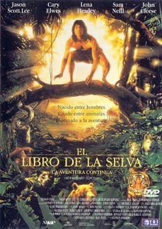 El libro de la selva: la aventura continúa - online 1994