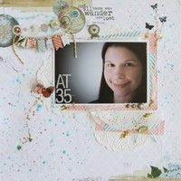 A Project by Renee Zwirek from our Scrapbooking Gallery originally submitted 02/29/12 at 01:29 PM