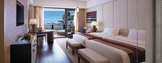 Premier Family Sea View Room, such a perfect choice for kind-of my family.