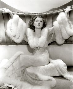 Old Hollywood glam at its best:: Shirley Ross
