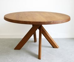 Pierre Chapo, Table Sfax, orme