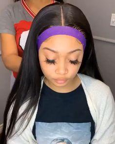 Sew In Hairstyles, Baddie Hairstyles, Straight Hairstyles, 100 Human Hair, Human Hair Wigs, Blond, Curly Hair Styles, Natural Hair Styles, Hair Laid