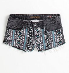 Looking for high-rise women's shorts, cutoff shorts, festival shorts, and denim shorts for women from Pacsun Denim? Find these styles and more at amazing prices only at PacSun! Printed Shorts, Patterned Shorts, Festival Shorts, Dress Codes, Pacsun, Put On, Billabong, Spring Fashion, Casual Shorts