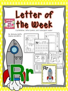 Letter R {Letter of the Week}