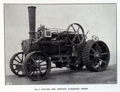 Steam Tractor, Gas Turbine, Vintage Tractors, Steam Engine, Locomotive, Electric, England, Iron, Trucks