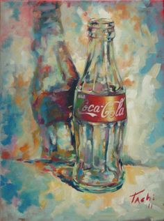 Image result for stretched canvas buvez coca cola