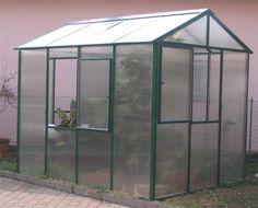 serra fredda - con struttura metallica 2