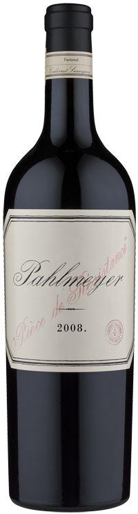 Pahlmeyer Cabernet Sauvignon Piece de Resistance - A Few In My Cellar