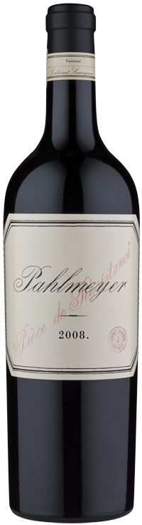 Pahlmeyer Cabernet Sauvignon Piece de Resistance - A Few In My Cellar