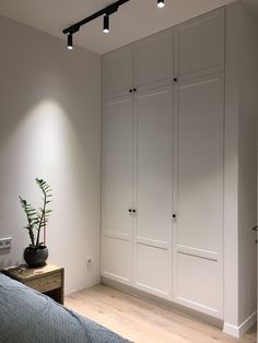 Bedroom Closet Design, Home Room Design, Kitchen Room Design, Home Bedroom, Modern Bedroom, Home Interior Design, Bedrooms, Bedroom Built In Wardrobe, Fitted Bedroom Furniture