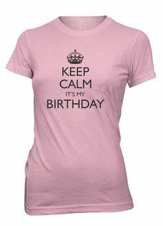 Don/'t Keep Calm Sweet 16 Purple Juniors Soft T-Shirt