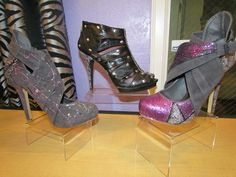 Rock Star Edge Shoe Booties ~ by Swagger Accessories now available in the Boutique!!