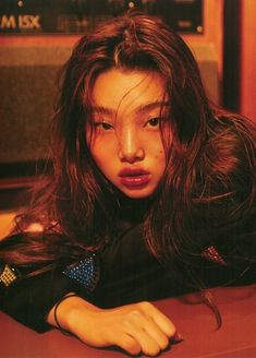 "koreanmodel: "" Bae Yoon Young by Mok Jung Wook for Elle Korea Sept 2016 "" hair poses – Hair Models-Hair Styles Pretty People, Beautiful People, Model Tips, Photographie Portrait Inspiration, Aesthetic People, Daddy Aesthetic, Kpop Aesthetic, Aesthetic Fashion, Pink Aesthetic"