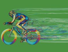 Cycling is a drag act in virtual wind tunnel - physics-math - 22 July 2014 - New Scientist
