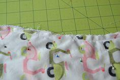 Contour Baby Burp Cloth Pattern – Mary Martha Mama