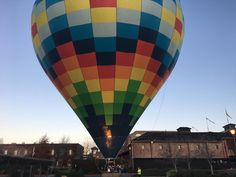 Experience our Thrilling Napa Hot-Air Balloon Ride over California Wine Country http://www.goldenhorizontravel.com/wine-country/tours.php