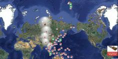 NORAD tracks Santa on Bing maps this year