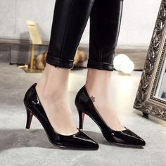 nice Tendance Chaussures 2017 - 2017 Size 31 43 Red Sexy High Heels Women Pumps Ladies Shoes Woman Wedding Shoes...