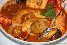 La cuina de sempre: Suquet de peix i marisc