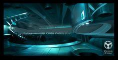 "Matt Kohr's SketchBlog: ""Despicable Me: the game"" concept art"