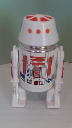 N MINT VINTAGE 1978 STAR WARS R5-D4 ASTRO MECH DROID ROBOT ACTION FIGURE C9.5