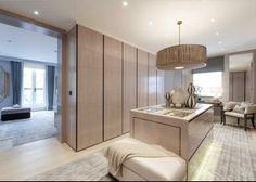 Interior Design - Dressing Room