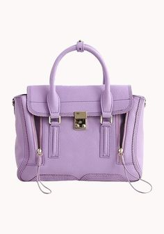 1ce882952edf Goldie Medium Leather Bag Lilac. Baginc · BagInc - Most Coveted Bags