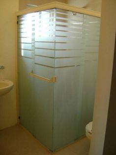 Fotos de  canceles para baño en cristal templado