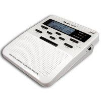 Midland WR-100 WeatherAlert All-Hazard Weather Radio by Midland. $57.95. Stay up to date on all the latest weather, hazard, and civil emergency information with the Midland WR-100B monitor. Capable of receiving seven National Oceanic & Atmospheric Association (NOAA) channels--each of which receives emergency advisories on tornadoes, floods, severe thunderstorms, civil danger warnings, and more--the WR-100B is a must for people who live in high-risk weather are...