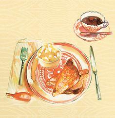 Breakfast. toelle:  veggies3 by Samantha Hahn