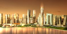 Dholera Smart City A perfect city inspired by the developed city of Shanghai where everything is organized and in public interest:http://bit.ly/1KWRN3e