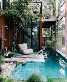 a getaway? Here are 19 of the coolest Airbnb properties in Australia. Best Airbnb Australia properties to stay in that are hidden gems.Best Airbnb Australia properties to stay in that are hidden gems. Airbnb Australia, Vic Australia, Australia Photos, Tiny Homes Australia, Australia Funny, Australia House, Future House, Exterior Design, Interior And Exterior