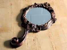 Hand mirror by Sannainen.deviantart.com on @deviantART