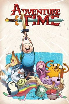 Adventure Time X) heck yea