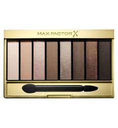 Max Factor Masterpiece Nude Palette Contouring Eyeshadows 01 Cappucino Nudes - Boots
