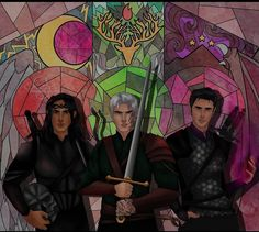 Throne Of Glass Books, Throne Of Glass Series, A Court Of Wings And Ruin, A Court Of Mist And Fury, Fanart, Book Characters, Fantasy Characters, Rowan And Aelin, Feyre And Rhysand