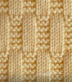 Knitting pattern front smooth surface No. 3973 with knitting - Knitting - face Knitting pattern front smooth surface No. 3973 with knitting – Knitting - Strickmuster für Babys Easy Knitting Patterns, Crochet Blanket Patterns, Loom Knitting, Knitting Designs, Crochet Stitches, Stitch Patterns, Baby Knitting, Crochet Shawl, Knitted Blankets
