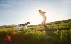 Man's Best Friend Mark Katzman - Workbook.com #dog #bestfriend #petphotography #lifestyle