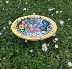 pottery fruttiera