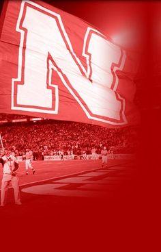 Nebraska Cornhusker Football!