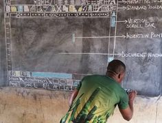 Story of Ghanaian teacher who teaches computer technology without computers goes viral  And now Microsoft has stepped in to help the computer technology teacher. https://www.thesouthafrican.com/story-of-ghanaian-teacher-who-teaches-computer-technology-without-computers-goes-viral/