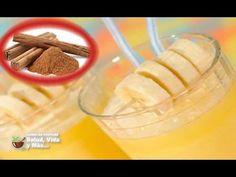 Sorpréndase con los beneficios de consumir esta receta a base de banana y canela – e-Consejos