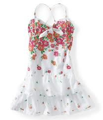 Aeropostale. Such a pretty dress