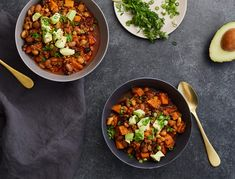 If you're looking for healthy additions to your favorite fall recipes, here's one for you: a turkey and sweet potato recipe for chili that's packed with flavor.