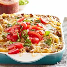 These flavor-filled casseroles are budget-friendly and delicious. These recipes are hearty and great for any weeknight meal that everyone will enjoy. Switch up the menu and add one of these mouth-watering casseroles.