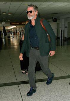 Pierce Brosnan 2016