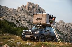 Mini's Adorable Tiny Camping Caravan May Be the Coolest Vehicle Never Made | Adweek
