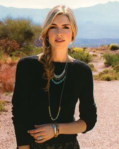 Free Spirit Fringe Necklace | Jewelry by Silpada Designs