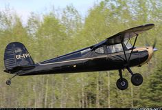 Cessna 140X aircraft picture... I can only imagine landing one of these.